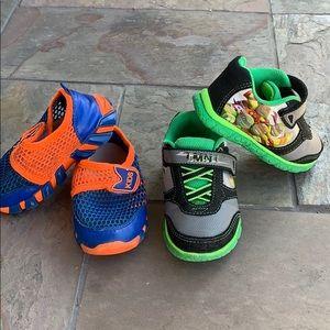 Super cute boy shoes bundle